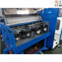 Buy cheap Durable 24D Horizontal Copper Wire Drawing Machine Belt Transmission Type from wholesalers