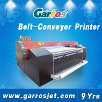 Buy cheap Direct to Fabric Textile Printer 1.8m Garros Belt Printer for All Fabrics from wholesalers