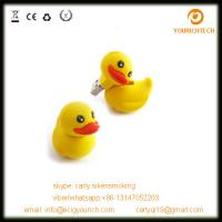 Buy cheap new product 64GB rubber duck usb flash drive bulk buy from china from wholesalers