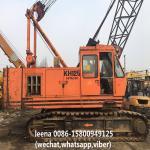 Buy cheap Used Hitachi Crawler Crane / Used Lattice Boom Crawler Crane Kh125-3 Made In Japan from wholesalers