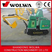 Buy cheap swing type coin operated excavator kids excavator 360 degree rotate from wholesalers