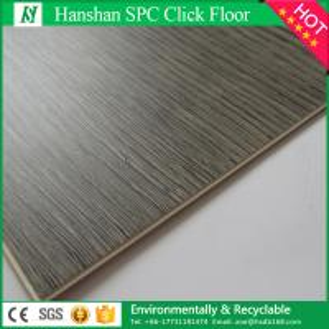 Eco Commercial Non-slip PVC Click Lock Vinyl Plank Flooring with Floorscore Manufactures