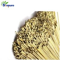 Buy cheap Sinpure Brass Copper Tube Refrigeration Capillary Tube ISO9001 Approved from wholesalers