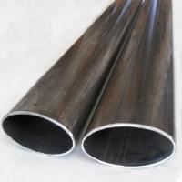 Buy cheap elliptical/oval steel tube profile made in China supplier market from wholesalers