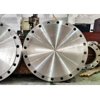 Buy cheap DN100 Astm A182 F51 Stainless Steel Blind Flange from wholesalers