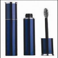 Buy cheap Mascara Tubes with Coating, Made of Aluminum, Measures 15 x 139mm from wholesalers