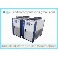 Buy cheap Best Price 5hp Portable Small Air Cooled Industrial Water Chiller for Plastic Moulding Machine from wholesalers