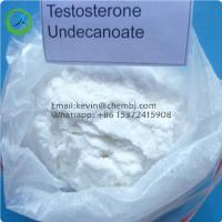 Buy cheap Raw Steroid Hormones Powder Injectable Testosterone Undecanoate CAS5949-44-0 from wholesalers