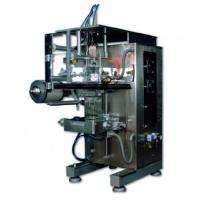 Buy cheap Liquid Vertical Wrapping Machine , Automatic Vertical Packing Machine from wholesalers