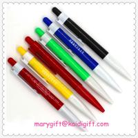 Buy cheap Newest design top quality plastic ball point pen from wholesalers