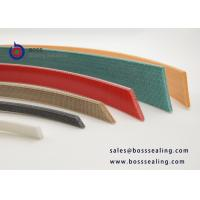 Buy cheap GT-H hard guide tape phenolic resin cloth materail green red carbon filled balck color from wholesalers