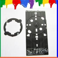 Wholesale ABS Material DVD CD Card Tray For Epson  R300 R310 R320 R350 Inkjet Printer Good Discount from china suppliers