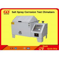 Buy cheap 120L Corrosion Accelerated Salt Spray Corrosion Test Chamber with ASTM B117 NSS ASS CASS ISO4628-3 MIL-STD-810F from wholesalers