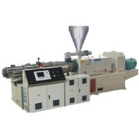 Wholesale Automatic  Twin Screw Extruder Machine, PVC Double Screw Extruder Machine from china suppliers