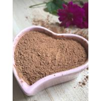 Wholesale Pure Organic Cacao Powder , 100 Percent Cocoa Powder For Listlessness / Malaria from china suppliers