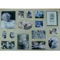 Buy cheap family picture matboard mount passepartout outer hole flower cutter cnc engraving machine from wholesalers