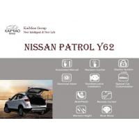 Buy cheap Nissan Patrol Y62 The Power Hands Free Liftgate With Auto Open Double Pole from wholesalers