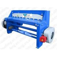 China PLC control customized automatic metal slitting machine / shearing machine for steel coil on sale