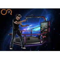 Buy cheap Outdoor Htc Vive Simulator 9d Cinema For Shopping Mall / Amusement Park from wholesalers