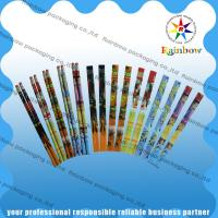 Buy cheap PVC / PET Shrink Wrap Sleeves With Customized Printing For Pen / Pencil from wholesalers