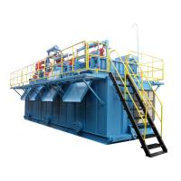 Buy cheap High Strength Drilling Mud System 0.45KW x 2pcs With Corrugated Sheet Structure from wholesalers