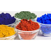 Buy cheap Saffron Yellow Thermoset Electrostatic Gloss Powder Coat Paint For Appliance from wholesalers