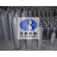 Buy cheap Durable SiSiC / RBSiC Burner Nozzle For Self Regenerative Radiant Tube Burner from wholesalers