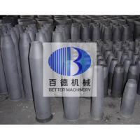 Buy cheap Durable SiSiC / RBSiC Burner Nozzle For Self Regenerative Radiant Tube Burner product