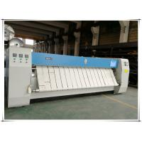 Buy cheap Automatic Flatwork Industrial Laundry Ironing Equipment For Bed Linen from wholesalers
