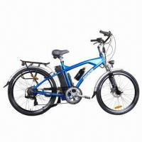 Buy cheap Electric Bike with 36V/16Ah Lithium-ion polymer Battery, Classic Model  from wholesalers