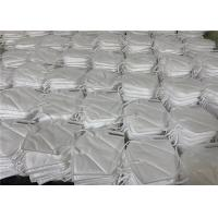 Buy cheap White KN95 &FFP2 Disposable Face Mask for self usage with FDA/CE approved from wholesalers