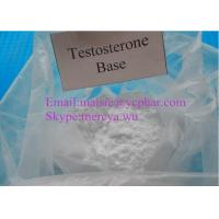 Buy cheap Anabilc Steroids Testosterone Steroid Hormone Powder Bodybuilding And Weight Loss Oral 58-22-0 Testosterone Powder from wholesalers