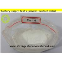 Muscle Mass Testosterone Acetate Steroid Powder Test Acetate Manufactures