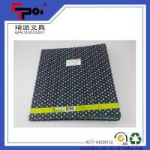 Buy cheap A4 Metal 3 Ring Binder Opaque Hard Paper File Folder Ring Binder from wholesalers