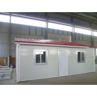 Buy cheap Light Steel Structure Villa For Temporary Rental By Sea and Camping Site from wholesalers