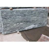 Buy cheap Blue Wave Marble Slab Stone , Popular Polished Surface Marble Tile Slab from wholesalers