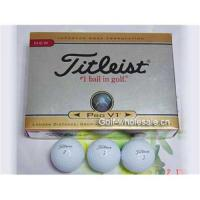 Buy cheap titleist pro v1 golf balls from wholesalers