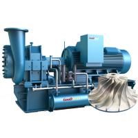 Buy cheap 355KW High Efficiency Centrifugal Vacuum Pump 390 M³/Min  Stable Vacuum  Degree from wholesalers
