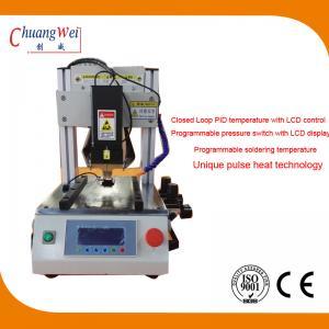 PCB/LCD Hot Bar Soldering Machine/Pulse Heat Hot Bar Bonding Equiqment Manufactures