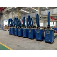 Buy cheap Loobo High Quality Factory price Weldng Fume Extractor with automatic reverse pulse jet cleaning filtering from wholesalers