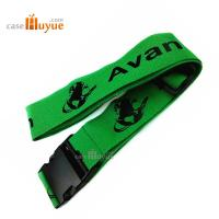 Buy cheap Luggage Strap 2 Luggage Belt from polyester weave tape or jacquard ribbon from wholesalers