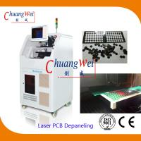 1000mm * 940mm * 1520 mm PCB Depaneling Machine For Flexible PCB Boards Manufactures