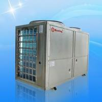 Household Electric Air Source Heat Pump Lower Heat Dissipate Long Operating Life