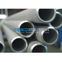 Buy cheap Food Industry Duplex Stainless Steel Tube ASTM A789 UNS S32750 from wholesalers