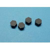 Buy cheap High Mechanical Strength PCD Wire Drawing Die Blanks Self Supported Hexagonal Diamond H2010 from wholesalers