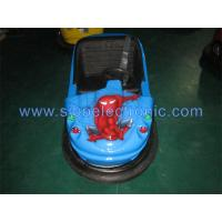 Wholesale Bumper Auto Games Bumper Kids Cars Games Outside Playground Manufactures