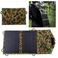 Buy cheap solar power Accessories,Solar Power Bank Battery Charger,7w Solar Panel Power Bank USB battery from wholesalers