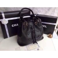 Buy cheap chanel lady bag black color for yound lady from wholesalers