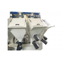 Buy cheap Friction Material 1000L Batch Weighing Machine 9 Kinds Of Materials from wholesalers