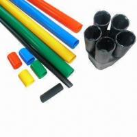 Buy cheap DRS Low Temperature Flame-resistant Heat Shrinkable Tubes with -55 to 105°C from wholesalers